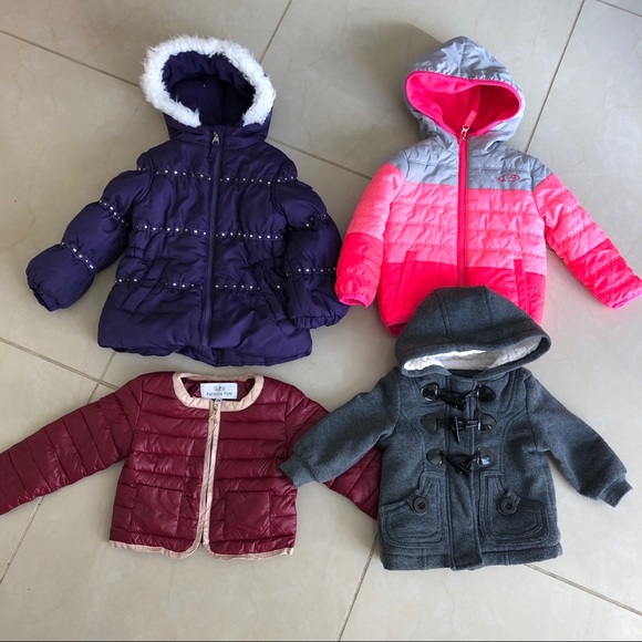 the latest 1dc8e f9347 Baby warm jacket size 12 months